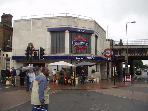 balham tube station | Flickr - Photo Sharing!
