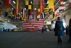 Don't tread on me (gavin.jackson) Tags: navy sydney defence kittyhawk gardenisland usskittyhawk cv63