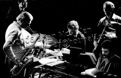 Zoot-Shelly (Brian McMillen) Tags: photography photos jazz jazzphotos jazzphotography zootsims shellymanne