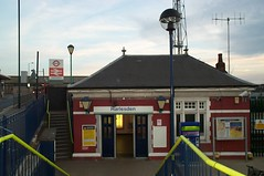 Picture of Harlesden Station