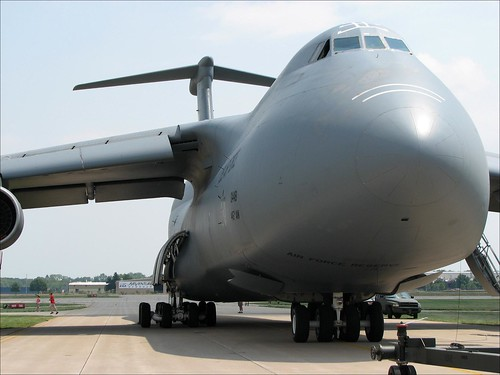 C-5 Galaxy Transport EAA par Observe The Banana