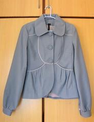 Topshop jacket - by Amy.Ng