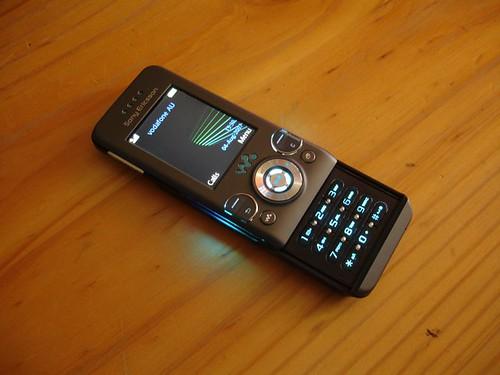 Sony Ericsson - W580i