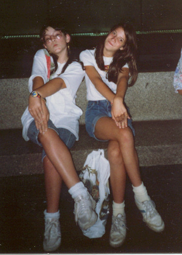Jess and Laura 1989