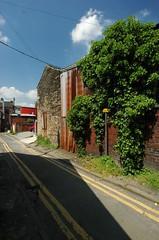 Bolton town centre fringes