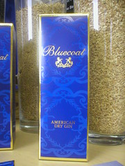 Blue Coat Gin Box