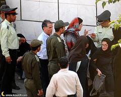 iran / tehran hezbollah arrested protest woman (high_court) Tags: sex democracy iran islam  democrat   zan irani seks   emam rahbar     azad khamenei    khomeini zendan sepah    eadam  entezami dokhtar      eslami ezdevaj mollah eslam   akhond  pasdar      sigheh   jslami     mullahh