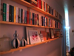 hallway (ooh_food) Tags: house home interior decoration decor bookshelves ideas apartmenttherapycure