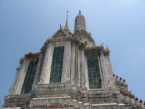 Prang Temple of Dawn - Wat Arun