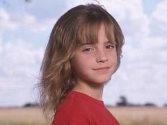emma watson niña