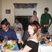 Elizabeth, dinner, good times