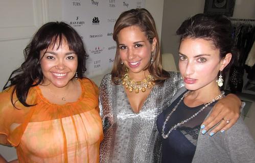 Chic Little Devil Style Lounge, Desiree Ontiveros, Rebecca Prevot, Samantha Gutstadt