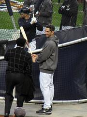 IMG_4779 (goddam) Tags: newyork texas baseball bronx playoffs yankees rangers yankeestadium alcs mlb
