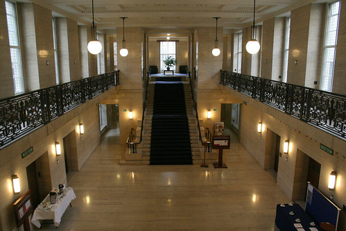 Main foyer