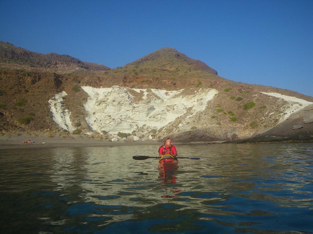 Cabo de Gata en kayak 499