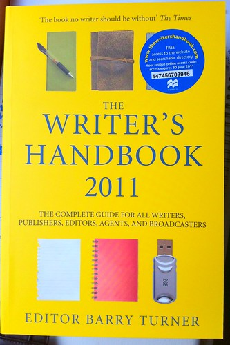 The Writer's Handbook 2011 - Barry Turner