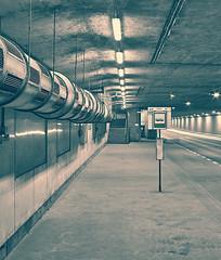 przytsanek 1 (MOCIEK) Tags: sigma poland warsaw tunel warszawa przystanek podziemia świętokrzyski wybrzeże kościuszkowskie dp1s wisłostrady
