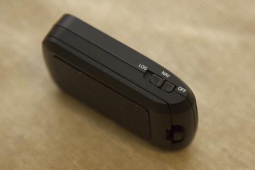 横のスイッチボタン