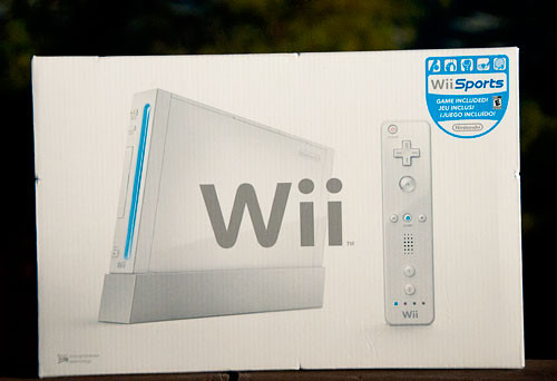 Wii should be friends!