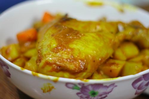 咖喱鸡 Revison 2