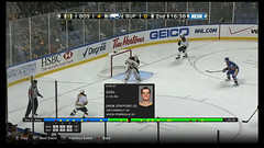 NHL GameCenter PS3 - Video Playback with Goal Info