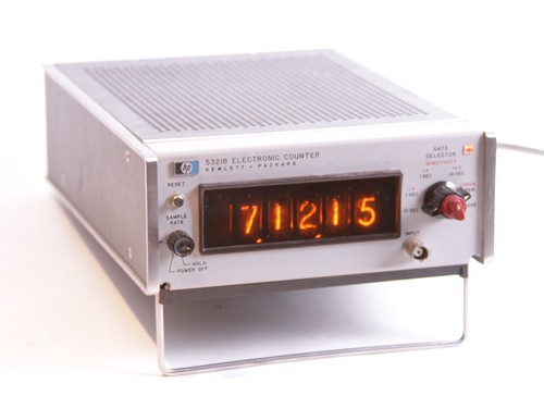 Nixie Clocks - 01