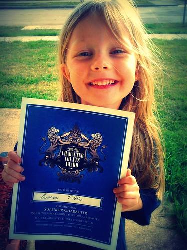 character award