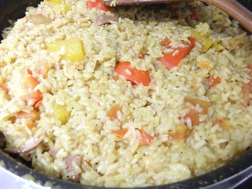 西班牙海鮮燉飯 039