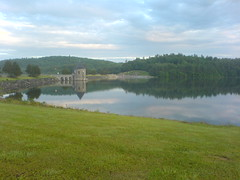 Day49a - Barkhamsted Dam (Barkhampsted Center, Connecticut, United States) Photo