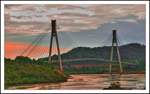 """""""Barelang Bridge - Batam"""""""