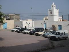 Place d'Errahba, un jour d'été