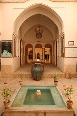Traditional house (David Pin) Tags: iran kashan ddpnnet ddpn