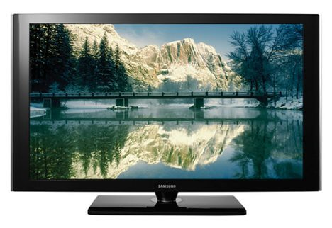 Samsung's latest 94 Series plasma
