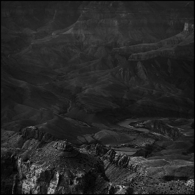 Grand Canyon and Colorado River, 2005