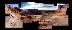 Mountain biking green river (mikemshot) Tags: mountain green river biking nationalparc canyonland