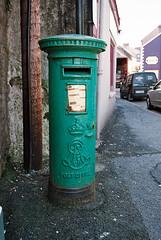 McDowell Steven & Co, London and Glasgow. (Ghiribizzo) Tags: ireland irish london clare post glasgow eire postbox ennis falkirk mcdowellstevenco