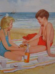 ladybird 'things we like' - picnic