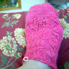 Campanula sock