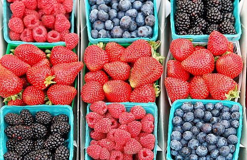 Farmer's Market, Santa Barbara, CA by Imagem Compartilhada.