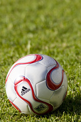 soccer ball by pix0r