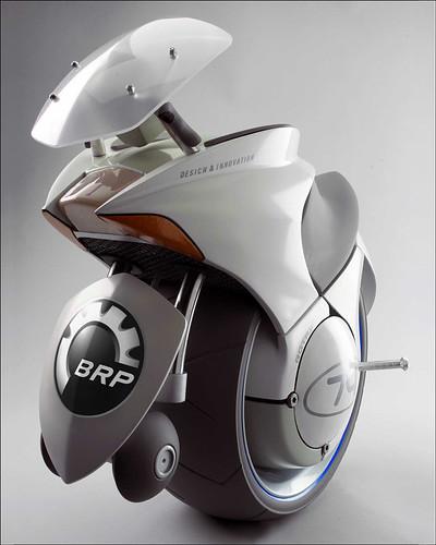 Onewheeled Motorbike