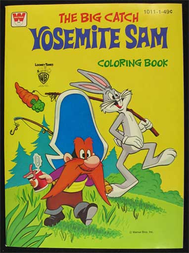 looney_sam_coloringcatch