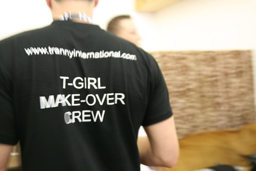 T-Girl Make-Over Crew