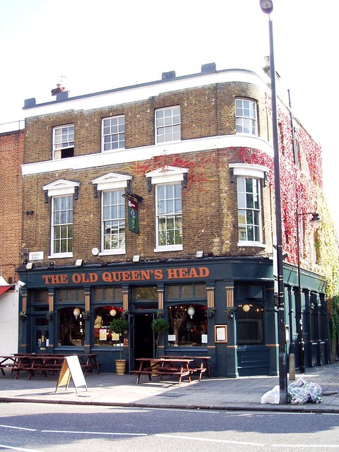 Old Queen's Head, Islington, N1