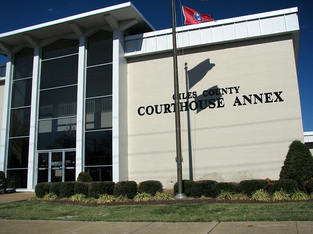 Giles County Courthouse Annex