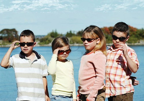 Orillia - Kids at Park