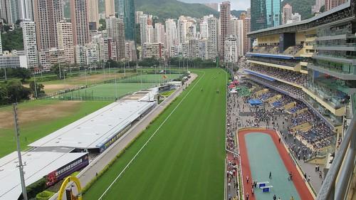 香港賽馬會跑馬場_謝佳宇攝影