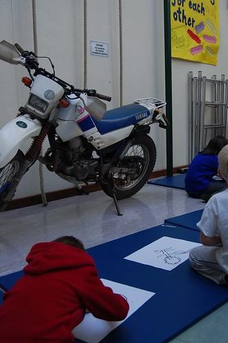 Sketching Bike