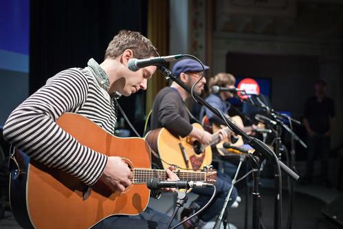 Ok Go - PopTech 2010 - Camden, Maine