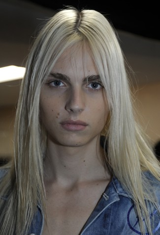Andrej Pejic3060_SS11_SS11_Tokyo_VANQUISH BS(Simply Male Models)